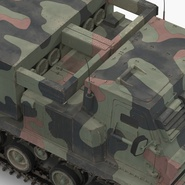 US Multiple Rocket Launcher M270 MLRS Camo. Preview 14