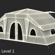 Deluxe Cabin Tent. Preview 17