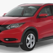 Compact SUV Honda HR-V 2017. Preview 2