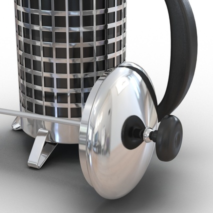 French Press. Render 30