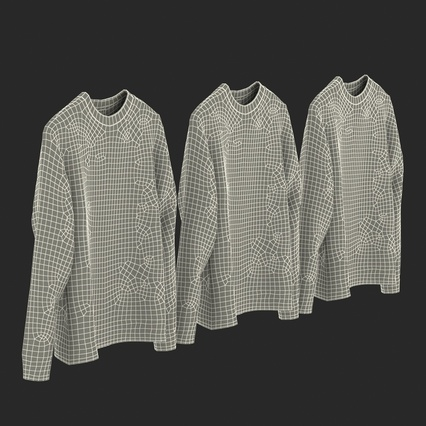 Sweaters Collection. Render 47