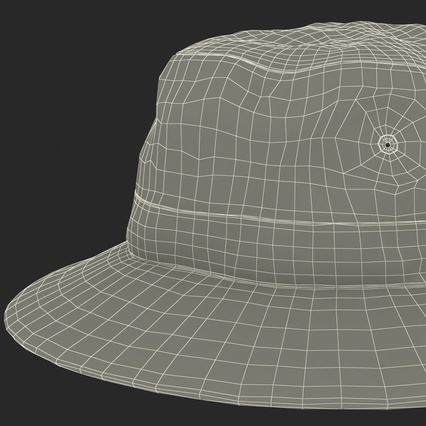 Fishing Hat. Render 31
