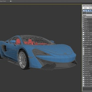 Supercar McLaren 570GT 2017. Preview 24
