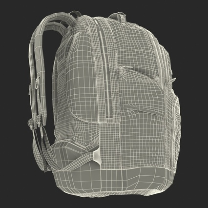 Backpack 2 Generic. Render 32