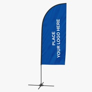 Banner Stand 4 Generic