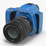 Pentax K-S1 Blue. Preview 1