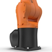 Kuka Robot KR 10 R1100 Rigged. Preview 32