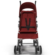 Baby Stroller Red. Preview 5