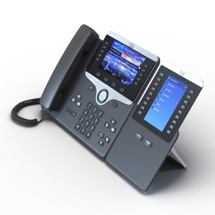 Cisco IP Phones Collection 6. Render 23