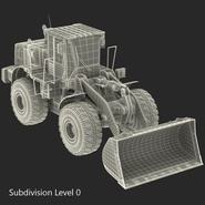 Generic Front End Loader. Preview 48