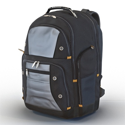 Backpack 2 Generic. Render 4