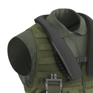 US Military Vest. Preview 17