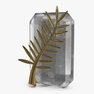 Palme d'Or Prize Small