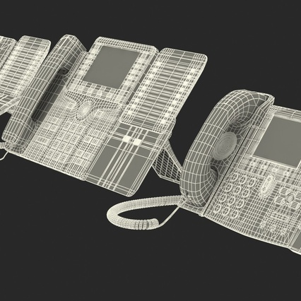 Cisco IP Phones Collection 6. Render 46