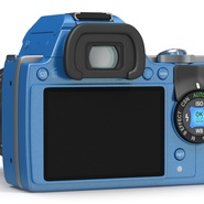 Pentax K-S1 Blue. Preview 25
