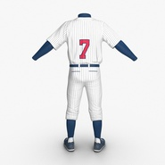 Baseball Player Outfit Generic 8. Preview 7