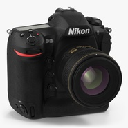 Nikon D5 Professional DSLR Camera