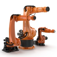 Kuka Robots Collection 5. Preview 18