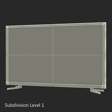 Generic TV Collection. Render 82