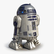 R2 D2 Rigged