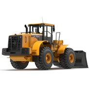 Generic Front End Loader. Preview 7
