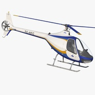 Training Helicopter Guimbal Cabri G2