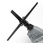 Attack Helicopter Bell AH 1Z Viper Rigged. Preview 74