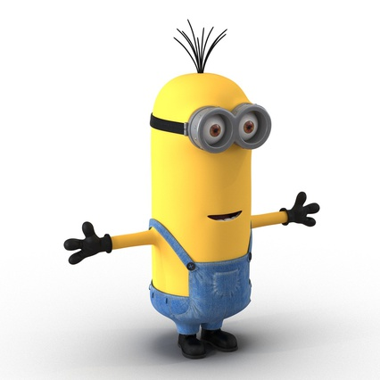 Minions Collection. Render 19