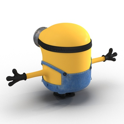 Minions Collection. Render 13