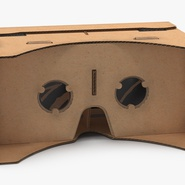 Google Cardboard VR Headset. Preview 2