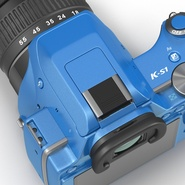 Pentax K-S1 Blue. Preview 22