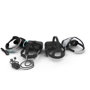 Virtual Reality Goggles Collection. Preview 11