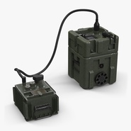 TOW Missile Guidance Set and Battery. Preview 1