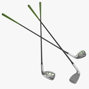 9 Iron Golf Club Generic