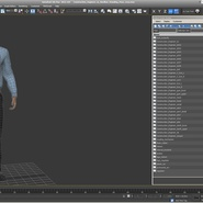 Construction Engineer in Hardhat Standing Pose. Preview 21