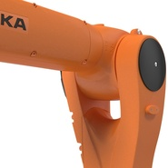 Kuka Robot KR 10 R1100 Rigged. Preview 36