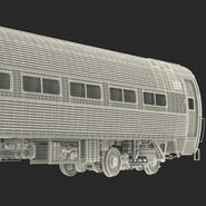 Railroad Amtrak Passenger Car 2. Preview 70