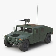 High Mobility Multipurpose Wheeled Vehicle Humvee