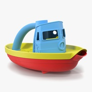 Tugboat Bath Toy Generic