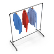 Iron Clothing Rack 5. Preview 10