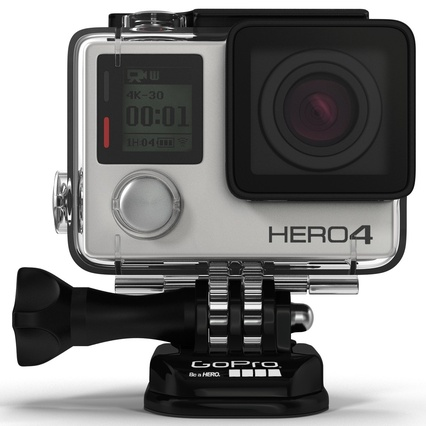 GoPro Collection. Render 60