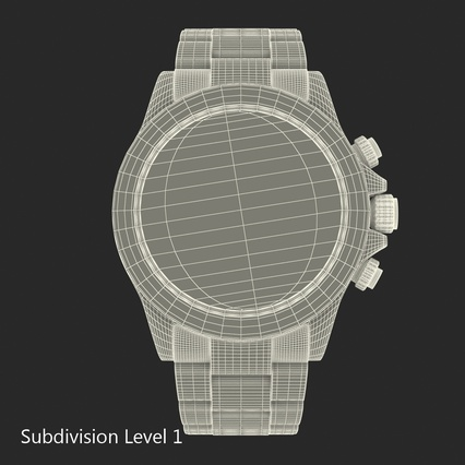 Rolex Watches Collection. Render 38