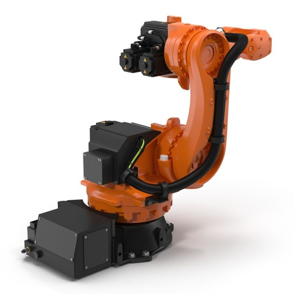 Kuka Robots Collection 5. Render 45