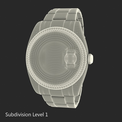 Rolex Watches Collection. Render 42