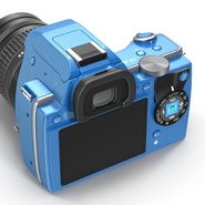 Pentax K-S1 Blue. Preview 17