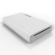 Nintendo Wii U Set White. Preview 20