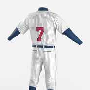 Baseball Player Outfit Generic 8. Preview 18