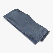 Folded Jeans 4