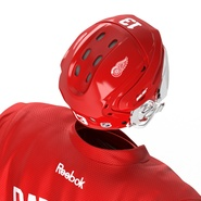 Hockey Equipment Detroit Red Wings. Preview 34
