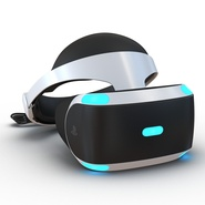 Virtual Reality Goggles Collection. Preview 65